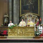 Szentmise a Szent Teréz székesegyházban