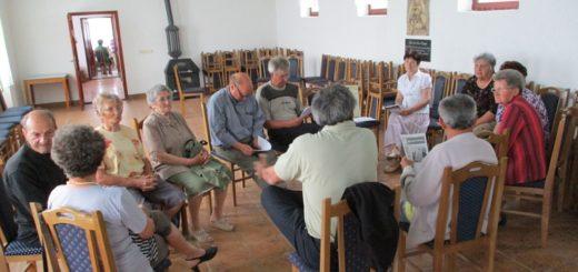 Az I. csoport résztvevői